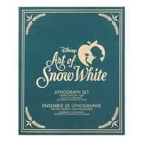 Image of Art of Snow White Lithograph Set - Limited Edition # 4