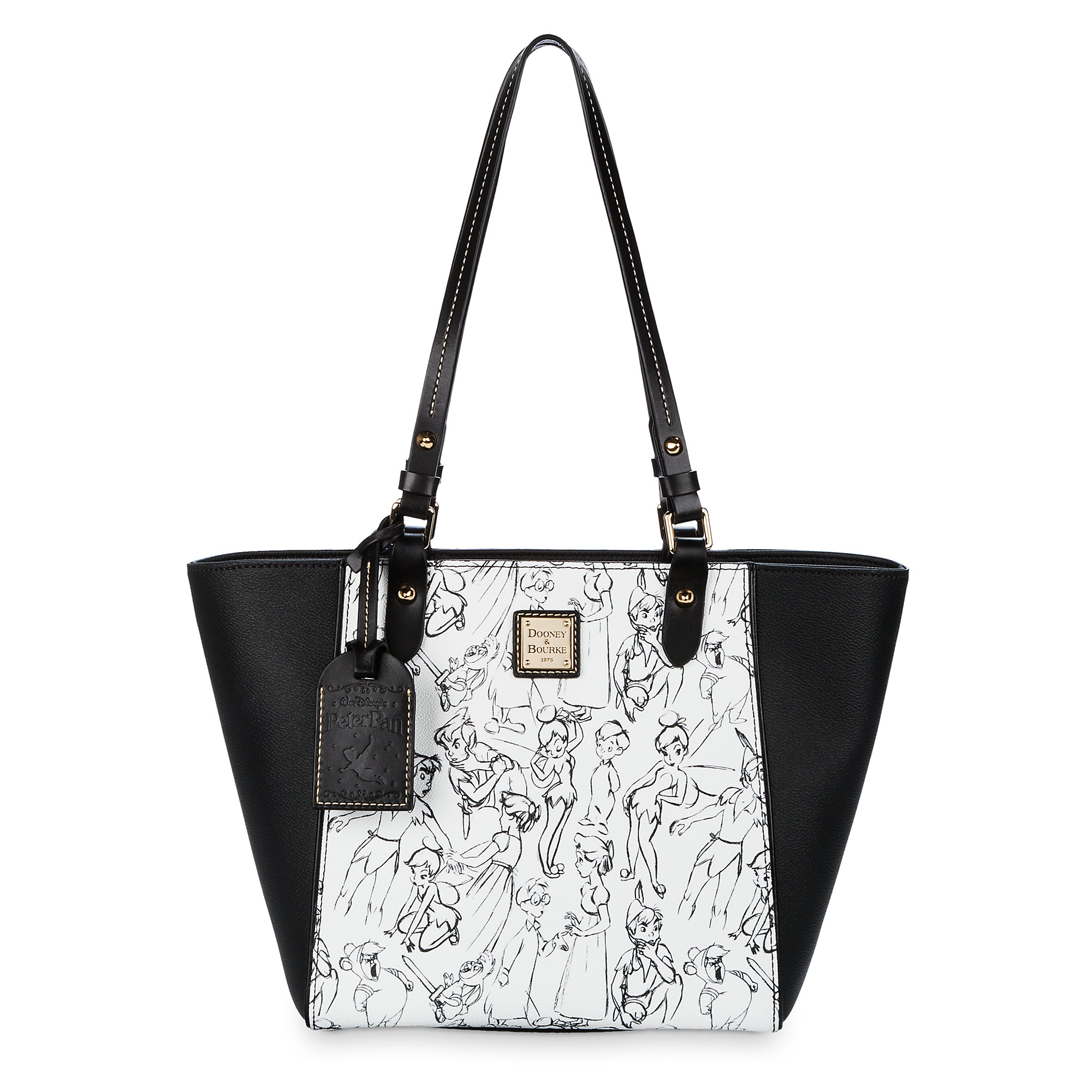 Peter Pan Janie Tote - Dooney & Bourke