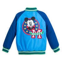 Image of Mickey Mouse Varsity Jacket for Boys - Personalizable # 2