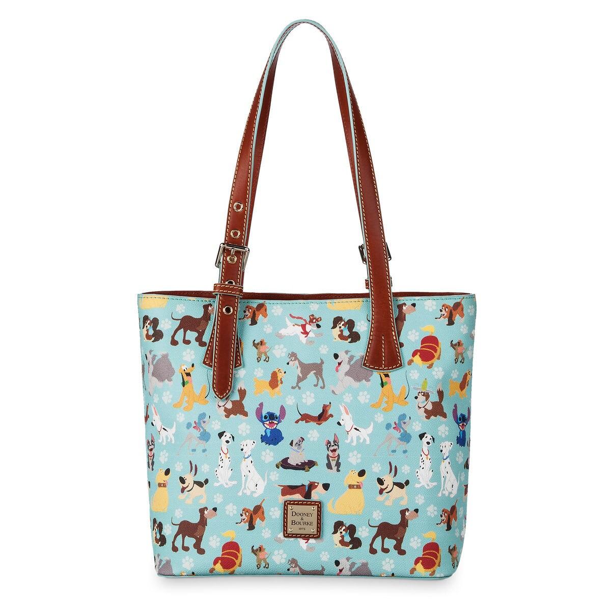 Product Image Of Disney Dogs Emily Shoulder Bag Dooney Bourke 1