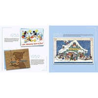 Image of The Disney Christmas Card Book # 3