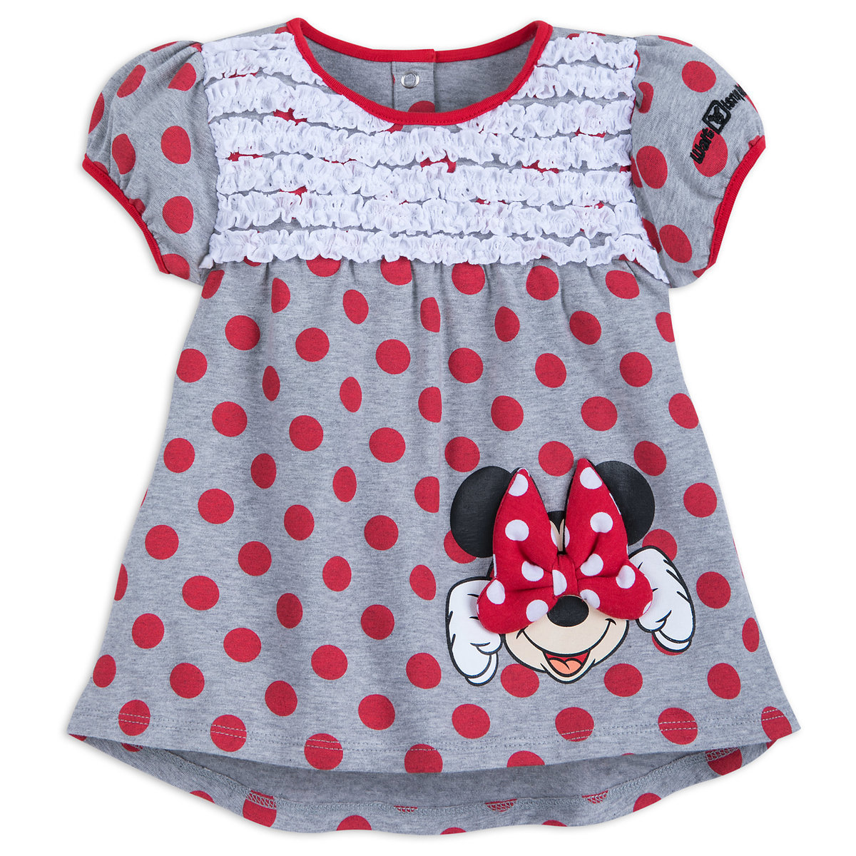 527a53730 Minnie Mouse Red Dot Top and Leggings Set for Girls - Walt Disney World