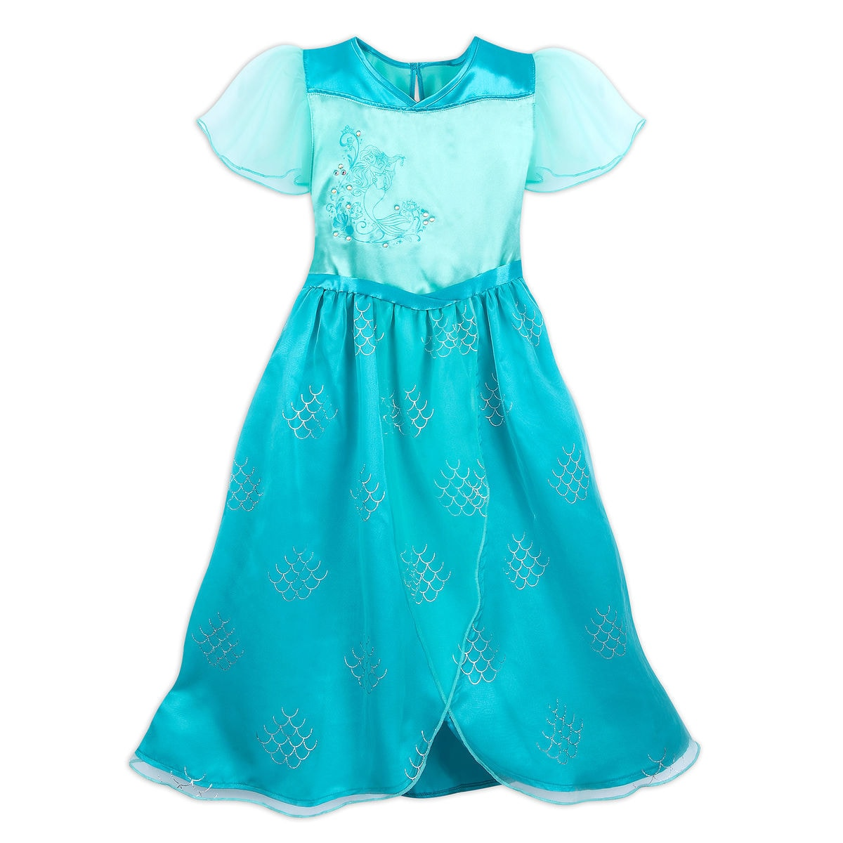 Ariel Sleep Gown for Girls | shopDisney