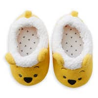 Image of Winnie the Pooh Slippers for Baby # 3