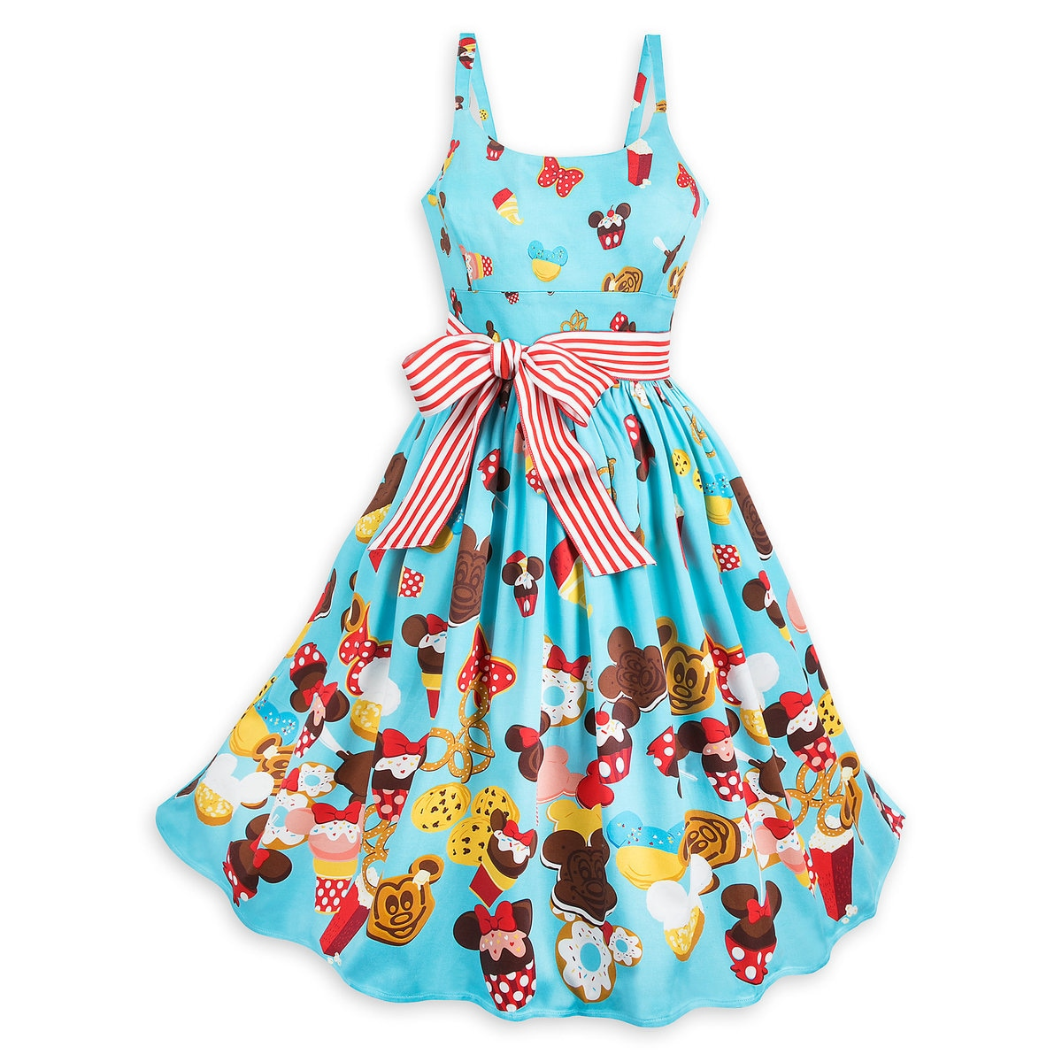 b4be9a8a7 Product Image of Disney Parks Food Icons Dress for Women # 1