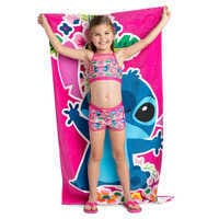 Image of Stitch Beach Towel - Personalized # 3