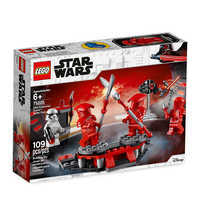 Image of Elite Praetorian Guard Battle Pack Playset by LEGO - Star Wars: The Last Jedi # 4