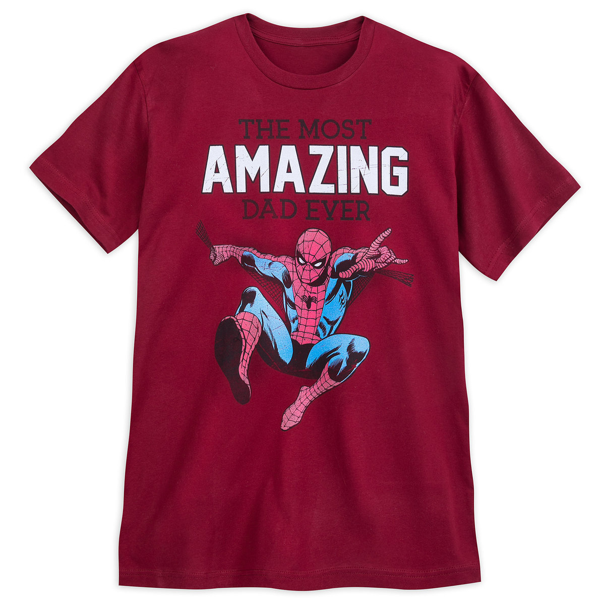 a26cfc09 Spider-Man ''Amazing Dad'' T-Shirt for Adults | shopDisney