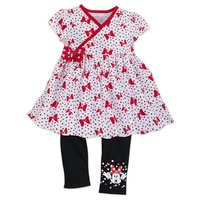 Minnie Mouse Top and Leggings Set for Girls