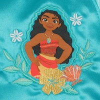 Image of Moana Varsity Jacket for Girls - Personalizable # 4