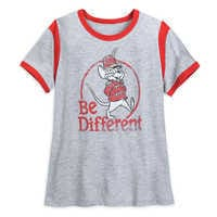 Image of Timothy Mouse T-Shirt for Women by Junk Food - Dumbo # 1
