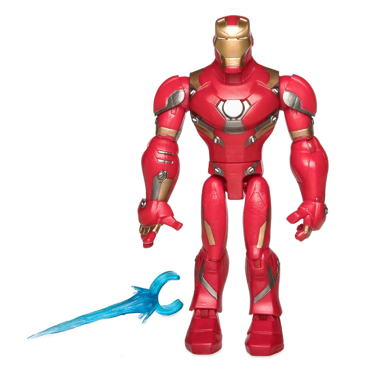 Product Image of Iron Man Action Figure - Marvel Toybox # 1