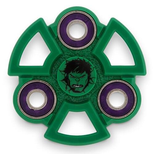 Hulk Fidget Spinner Shopdisney