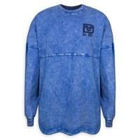 Image of Walt Disney World Mineral Wash Spirit Jersey for Adults - Blue # 1