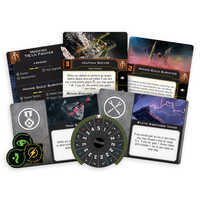 Image of Stars Wars X-Wing 2nd Edition: Mining Guild TIE Expansion Pack # 2