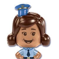 Image of Officer Giggle McDimples Talking Figure - Toy Story 4 # 4