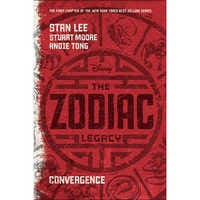Image of The Zodiac Legacy: Convergence Book # 1