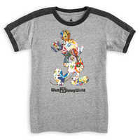 Image of Mickey Mouse Soccer T-Shirt for Boys - Walt Disney World # 1