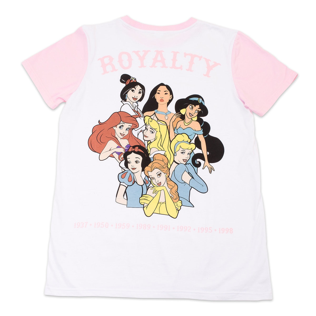 21b883e4 Product Image of Disney Princess T-Shirt for Adults by Cakeworthy # 1