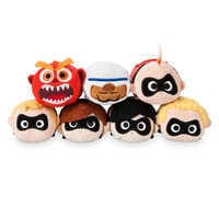 Image of Incredibles 2 ''Tsum Tsum'' Plush Collection - Mini # 1