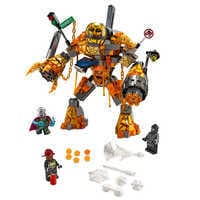 Image of Spider-Man: Far from Home Molten Man Battle Play Set by LEGO # 1