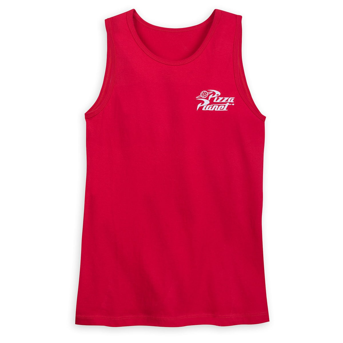 07b7a83e9bf82f Product Image of Pizza Planet Tank Top for Men - Toy Story   1