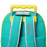 Image of The Little Mermaid Rolling Backpack - Personalized # 4