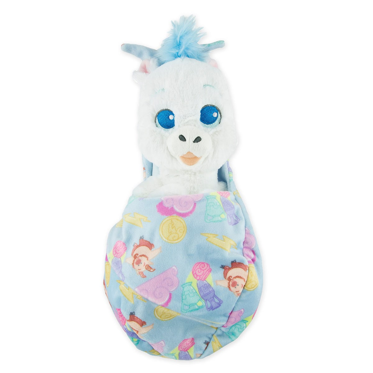 Product Image of Pegasus Plush with Blanket Pouch - Disney s Babies - Small    1 2a36bb6454c29