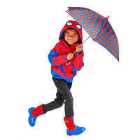 Image of Spider-Man Rain Jacket for Kids # 2