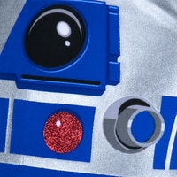 Image of R2-D2 Swimsuit for Girls - Star Wars # 3