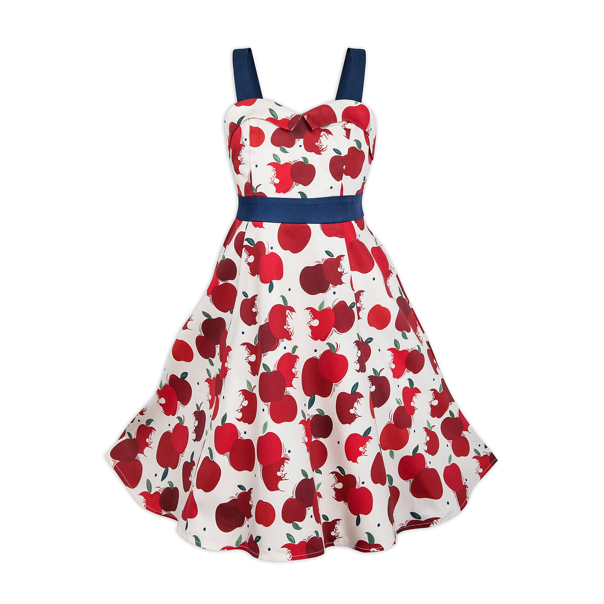 Snow White Apple Dress for Girls