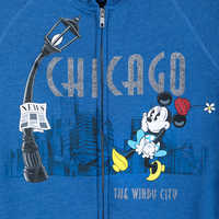 Image of Minnie Mouse Hoodie for Women - Chicago # 2