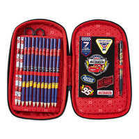 Image of Lightning McQueen Zip-Up Stationery Kit # 3