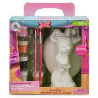 Image of Minnie Mouse Coin Bank Paint Set # 2