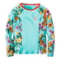 Image of The Little Mermaid Rash Guard for Girls by ROXY Girl # 1