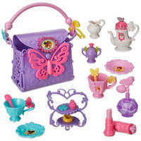 샵디즈니 Disney Fancy Nancy Primp and Party Tea Set for Kids