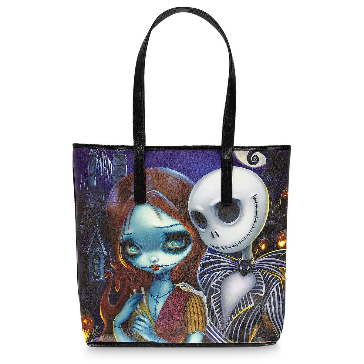 cfdb23f6b9c Product Image of The Nightmare Before Christmas Tote by Jasmine  Becket-Griffith   1
