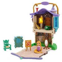 Image of Disney Animators' Littles Rapunzel Surprise Feature Playset - Tangled # 1
