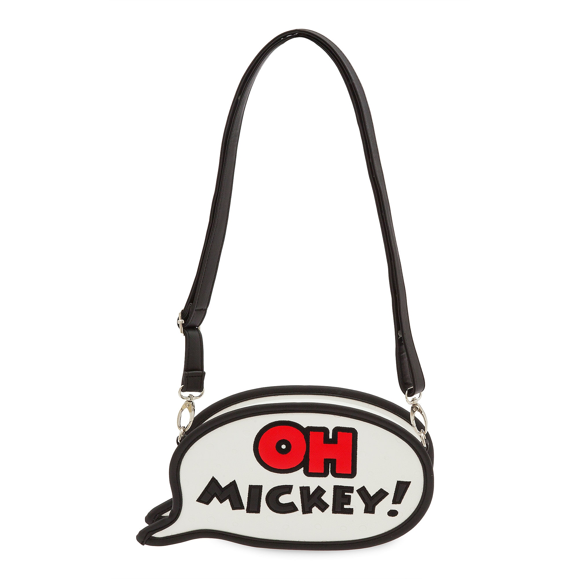 9dc1467da5 Mickey Mouse Crossbody Bag for Women - Oh My Disney
