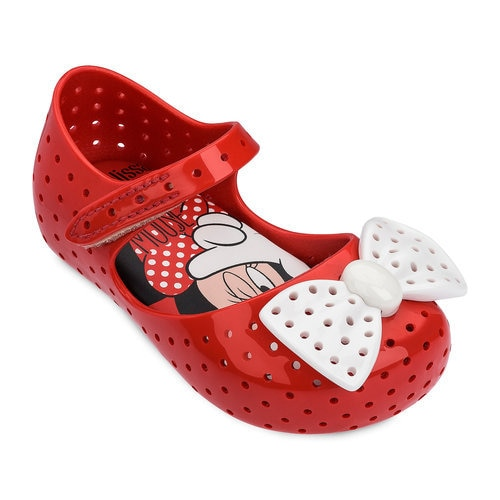 Minnie Mouse Sandals for Kids by Melissa