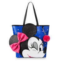 Image of Minnie Mouse Tote by Loungefly # 1