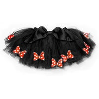 Minnie Mouse Skirt Set - Tutu Couture - Girls