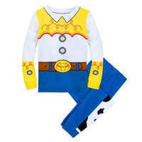 Image of Jessie Costume PJ PALS for Girls # 1