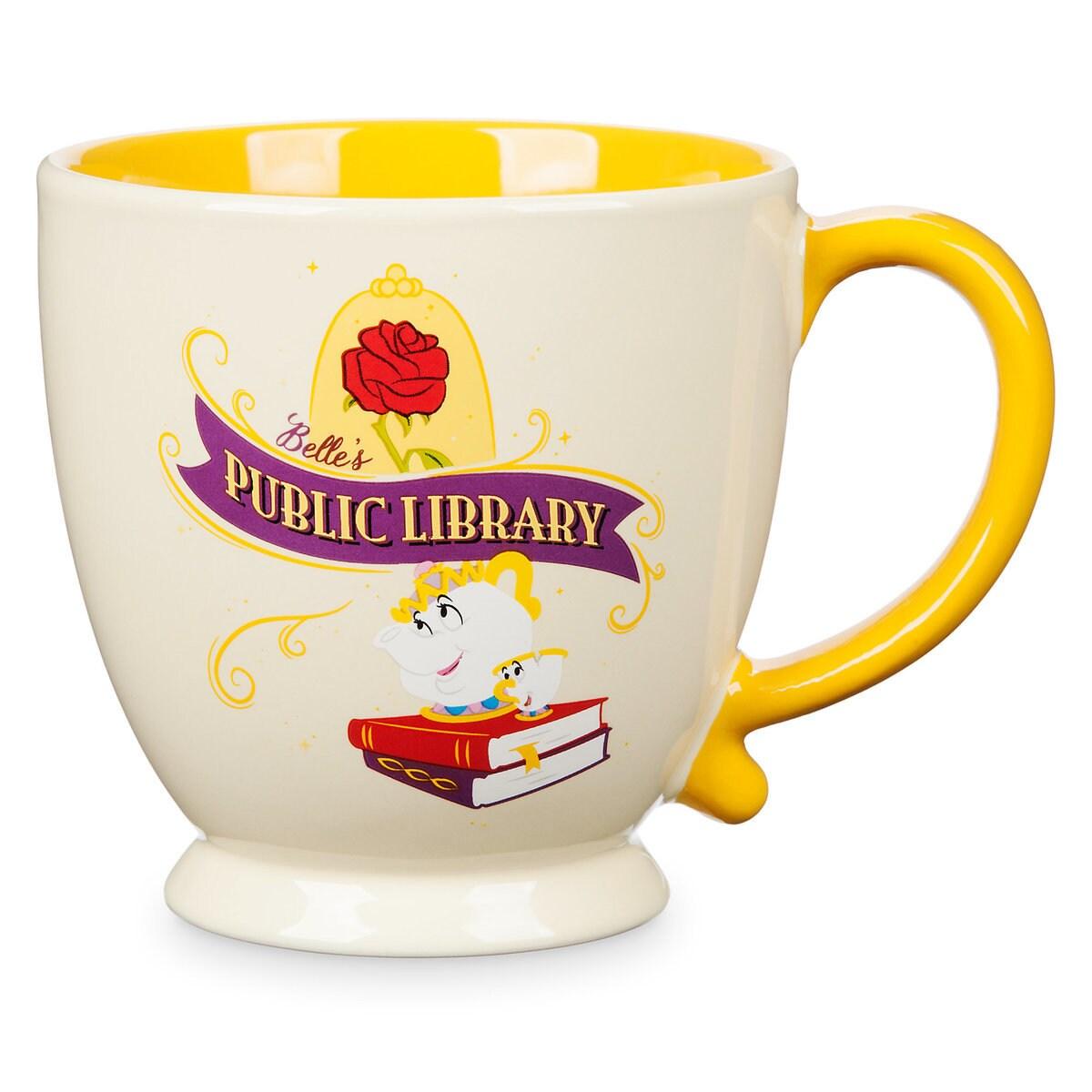 Image result for belles public library mug