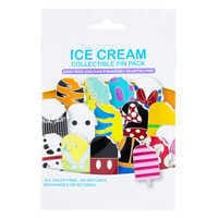 Image of Disney Ice Cream Collectible Pin Pack # 2