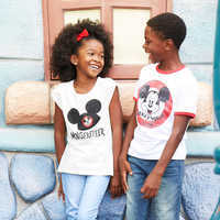 Image of Mickey Mouse Club Ringer T-Shirt for Kids # 2