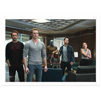 Image of Marvel's Avengers: Endgame Blu-ray Combo Pack Multi-Screen Edition with FREE Lithograph Set Offer - Pre-Order # 2