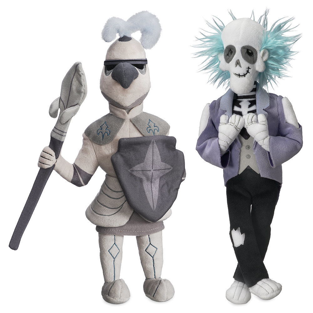 Master Gracey and Knight Plush Set - The Haunted Mansion - Limited Release Official shopDisney