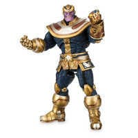 Image of Thanos Action Figure by Marvel Select - 7'' # 1