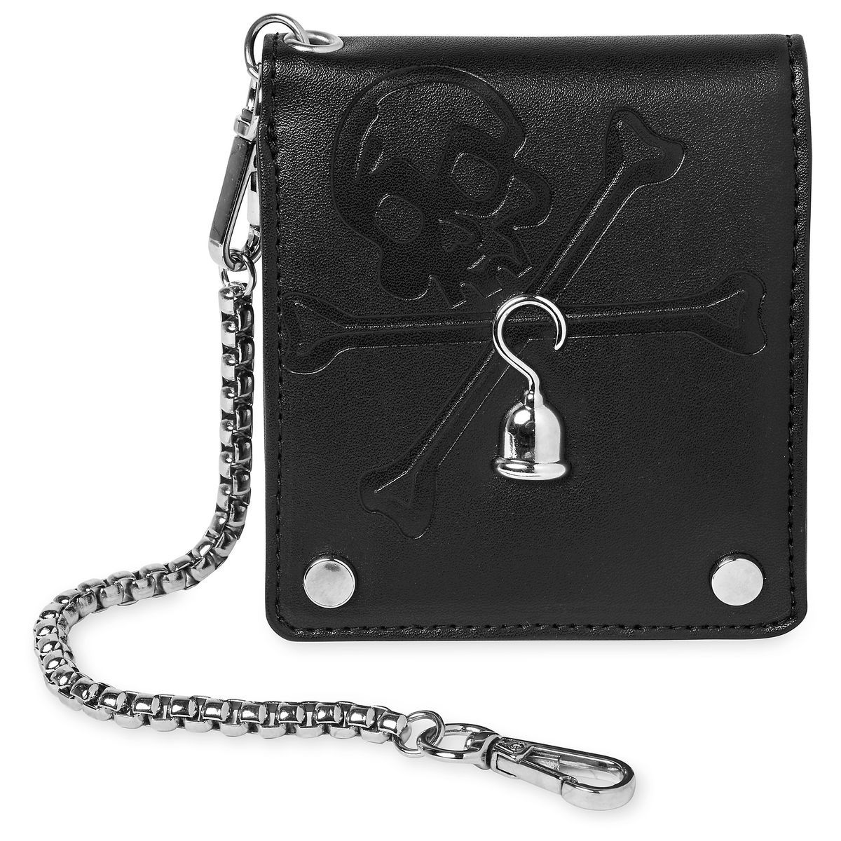 Product Image of Captain Hook Wallet for Adults - Disney Villains # 1